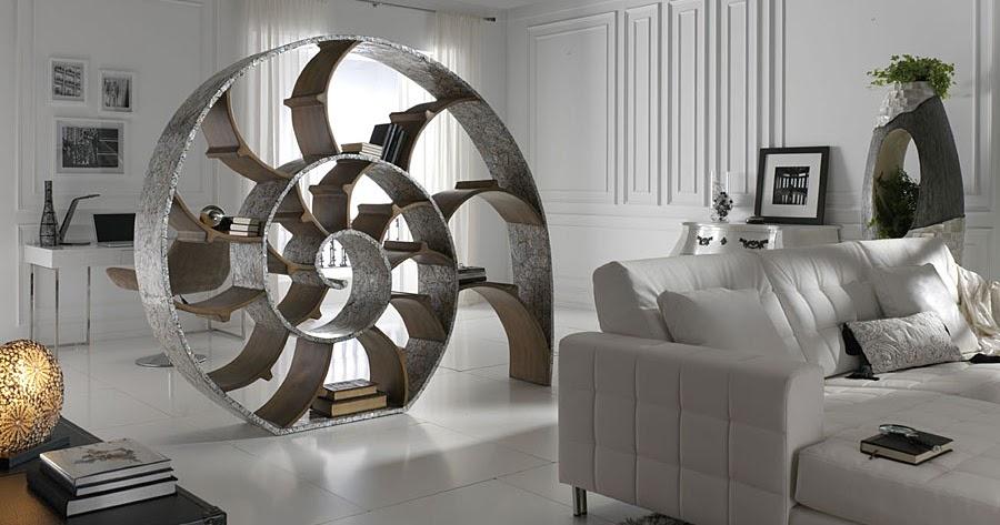 Muebles de oficina por la decoradora experta librer a - Librerias de diseno ...