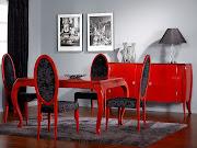 Muebles de Comedor por La Decoradora Experta: diciembre 2010
