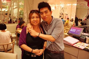 和妈妈一起的时光- 母亲节快乐