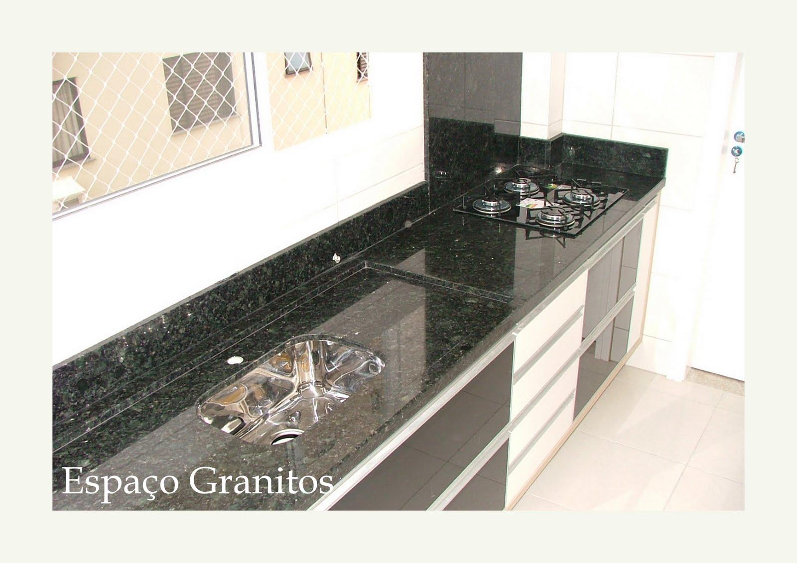 Pia Cozinha Verde Ubatuba1 300x198 Pias De Cozinha De Granito Fotos #887A43 1600 1131
