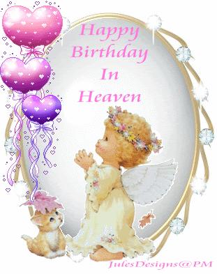 Happy Birthday Heaven
