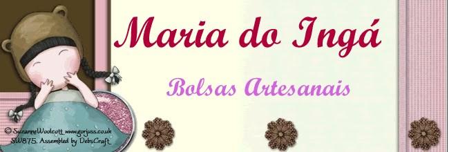 Maria do Ingá Bolsas Artesanais