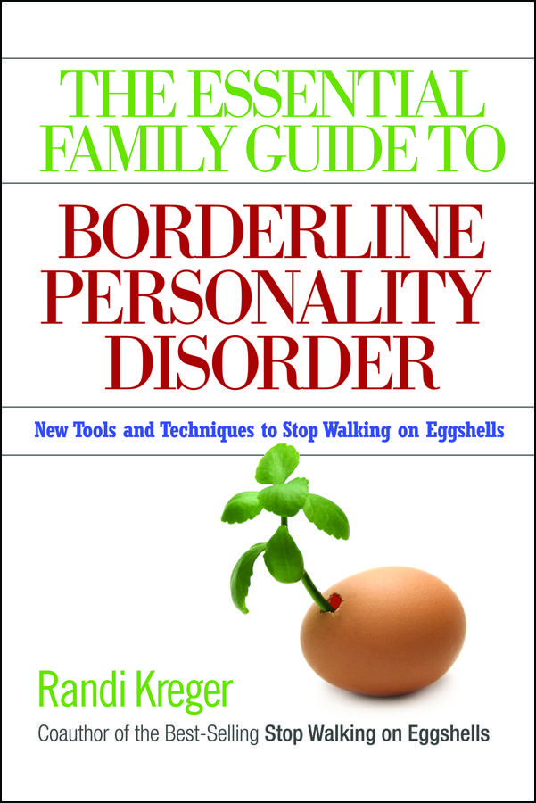 A better book than Stop Walking on Eggshells ~ BPDFamily Video
