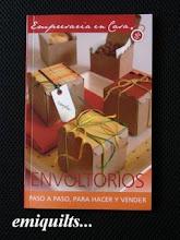 Chicas estoy de suerte gane el sorteo de Emi del blog www.emiquilts.blogspot.com