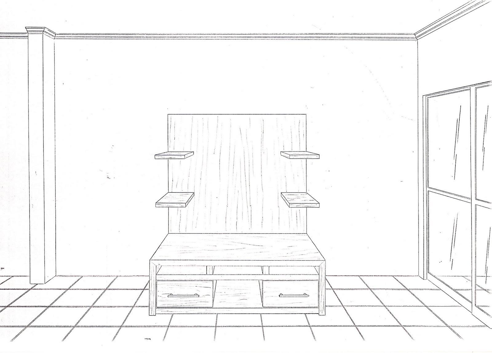 de Cozinhas e Móveis planejados: Como comecei a desenhar móveis #646567 1600 1149