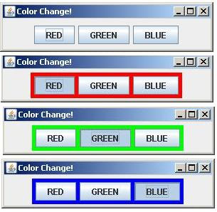 how to change background color of command button in vb6