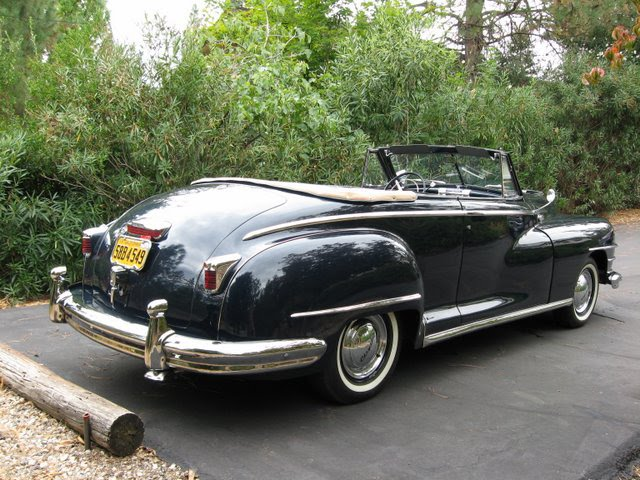 1948 Chrysler Windsor Convertible