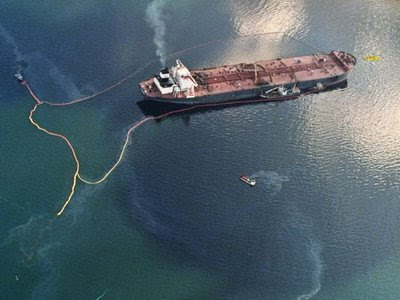 Amazing Top 10 Most Expensive Accidents in History Exxon-Valdez