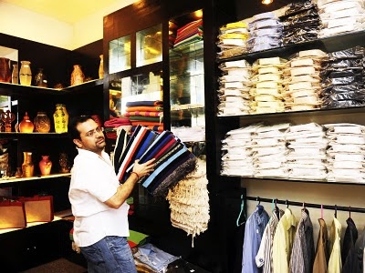 how to start cloth business in delhi