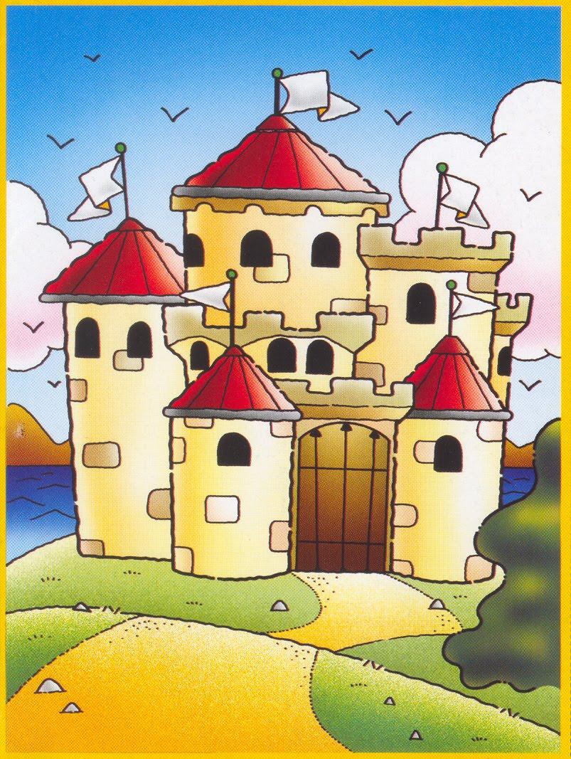 Canguli biblioteca cuento de infantil - Castillos para ninos de infantil ...