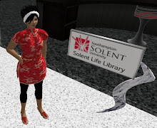Wynne Merlin - virtual librarian
