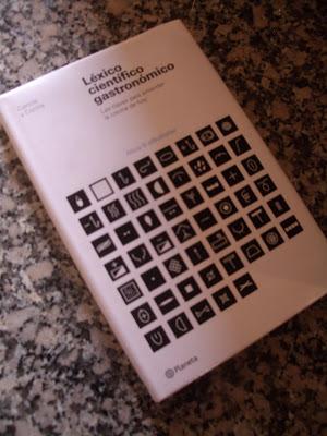 L xico cient fico gastron mico un libro b sico para el for Caracteristicas de la cocina molecular