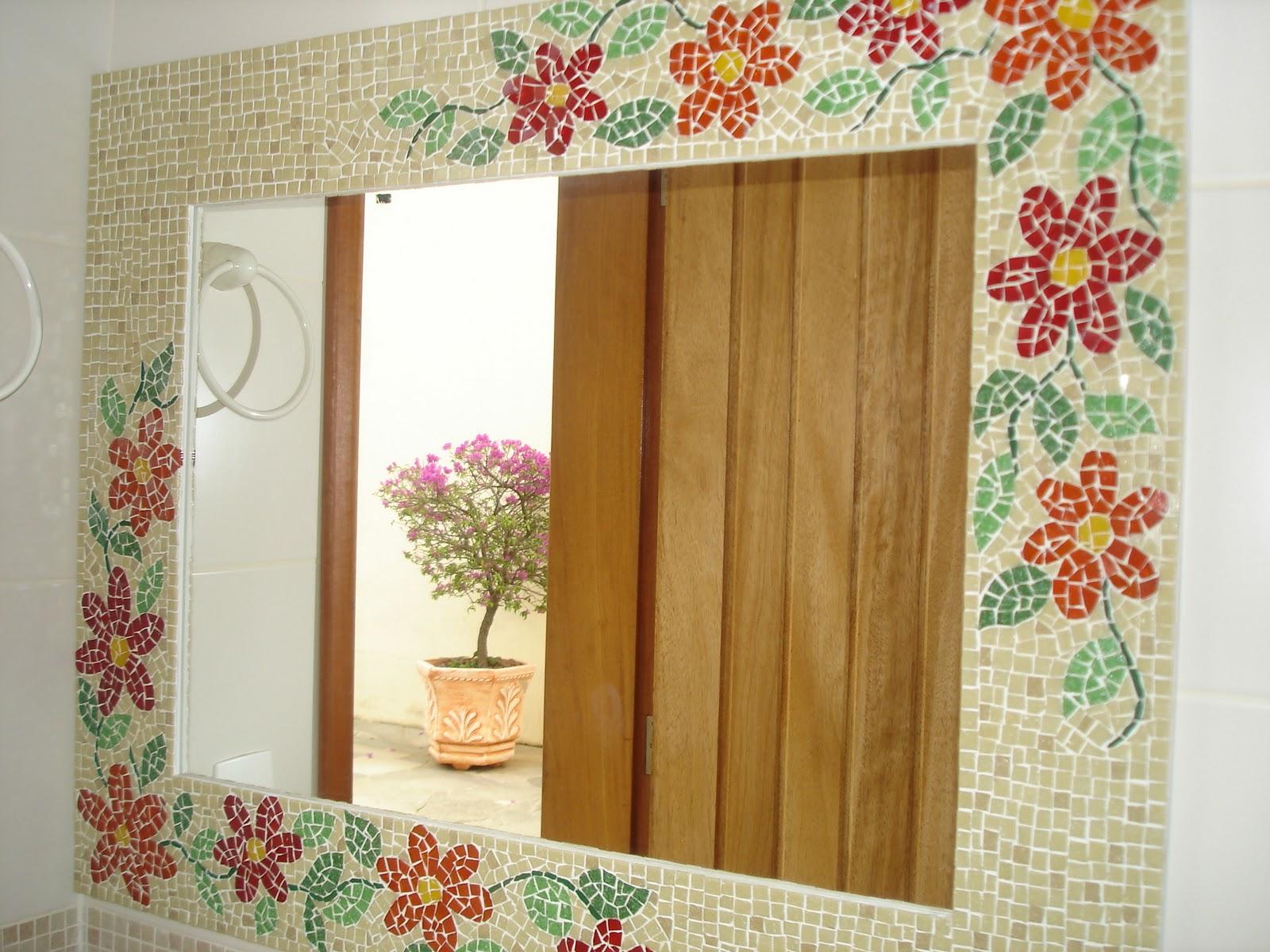 Postado por moniquearte às 11:00 Nenhum comentário: Links para esta  #B24118 1600x1200 Azulejo Mosaico Banheiro