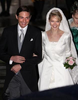 the monarchist initiative wedding of mariechristine of