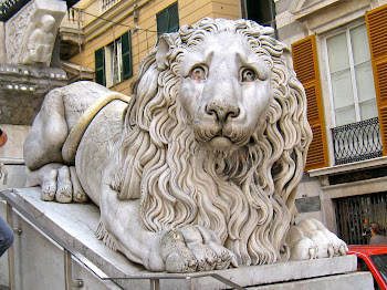 The Lion of San Lorenzo