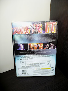 Michael Jackson's THIS IS IT Two-Disc Special Edition Polish Edition case