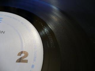 Michael Jackson Dangerous EPC 465802 1 2LP matrix number
