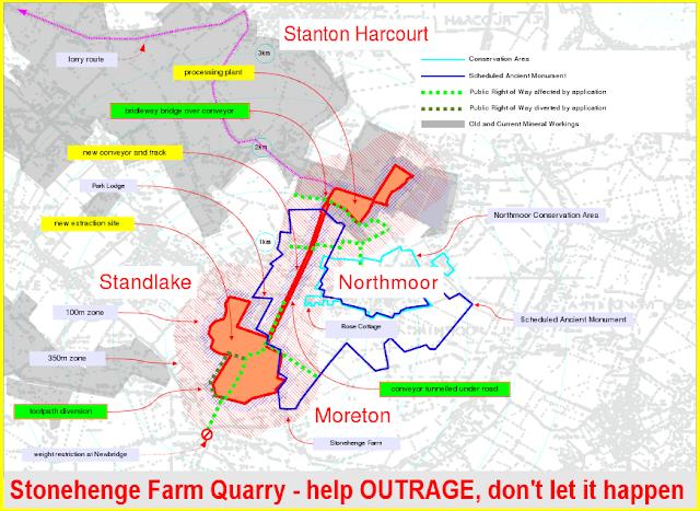 The Stonehenge Farm Quarry Application