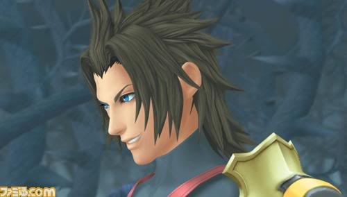 Kingdom Hearts Cosplay Costumes Terra In Kingdom Hearts