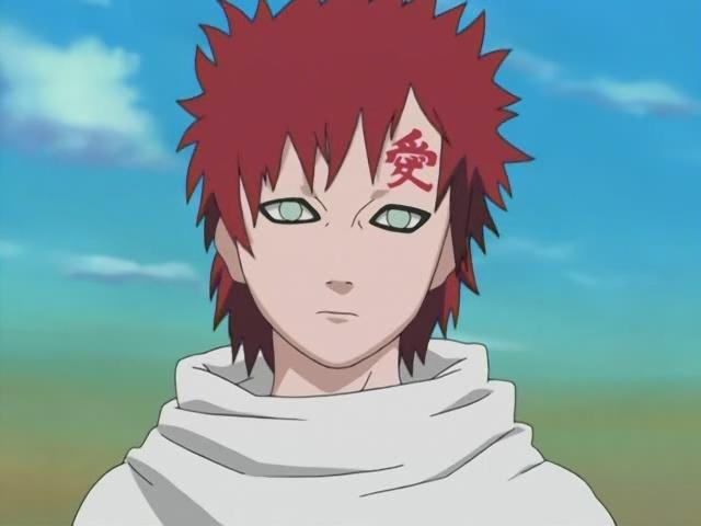 gaara naruto - photo #24