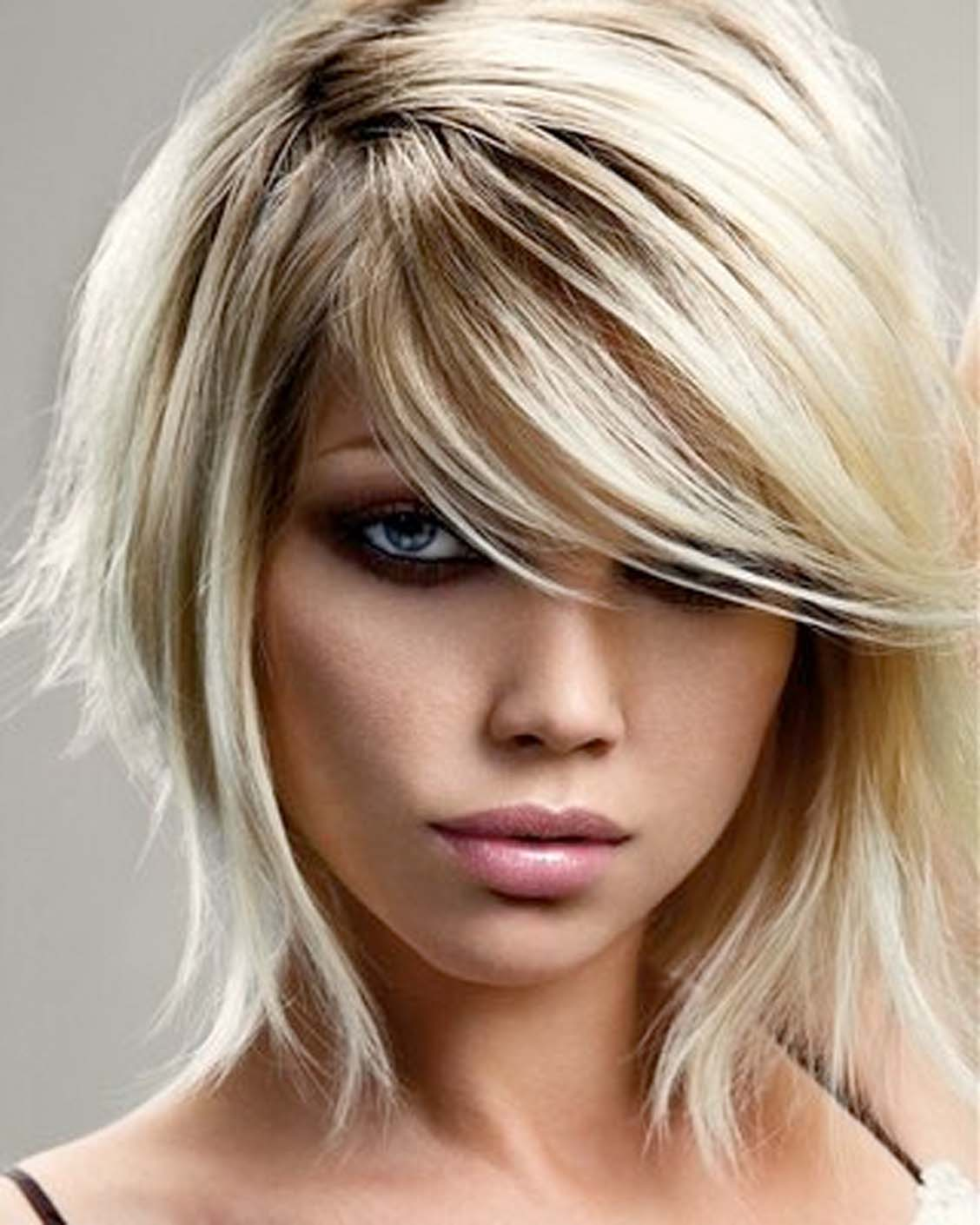 The Charming Short Black Dark Hairstyles With Bangs Digital Imagery