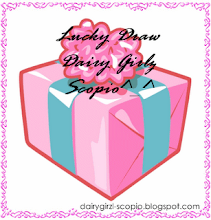 LUCKY DRAW DAIRY GIRLZ SCOPIO