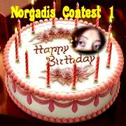 Norgadis Birthday Contest 1