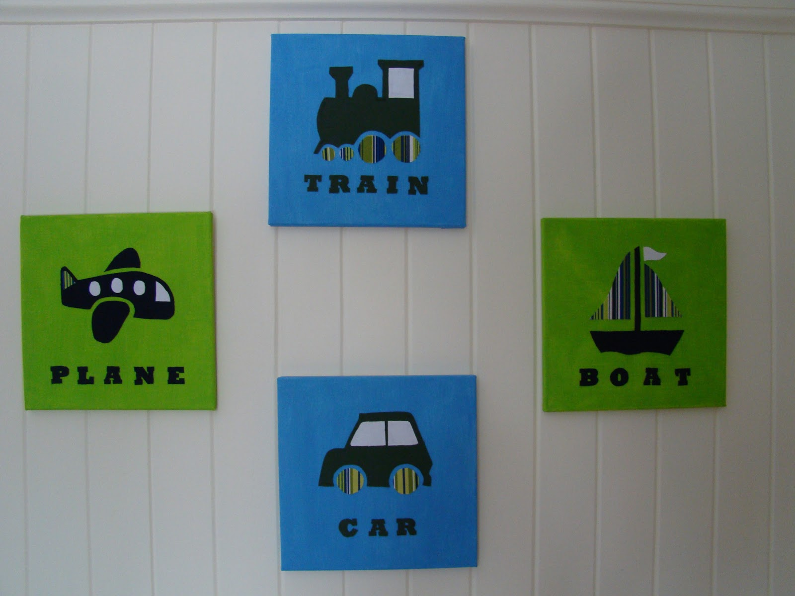 Planes trains and automobiles wall art tutorial with templates planes trains and automobiles wall art tutorial with templates amipublicfo Images