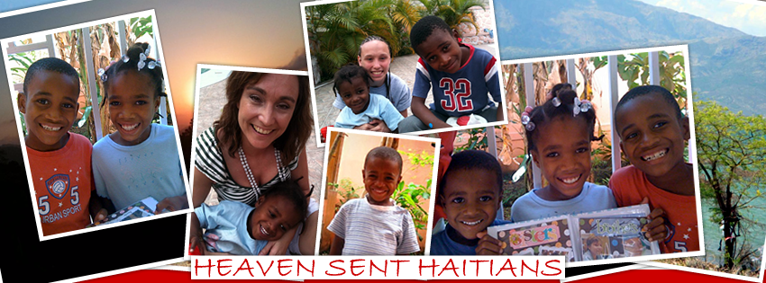Heaven Sent Haitians