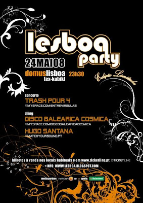 Lesboa Party - Edição Limitada