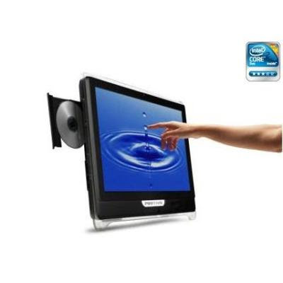 "positivo DESKTOP POSITIVO UNION TOUCH 2500 COM PROCESSADOR INTEL® CORE™ 2 DUO T6600 4GB 1TB MONITOR 21.5"" por R$ 3.599,00"