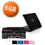 i15r bts 6gb printer Dell: Notebook Inspiron 15R com R$360 de desconto