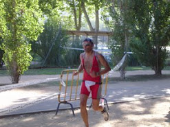 Banyoles - Triatló - (olímpica)