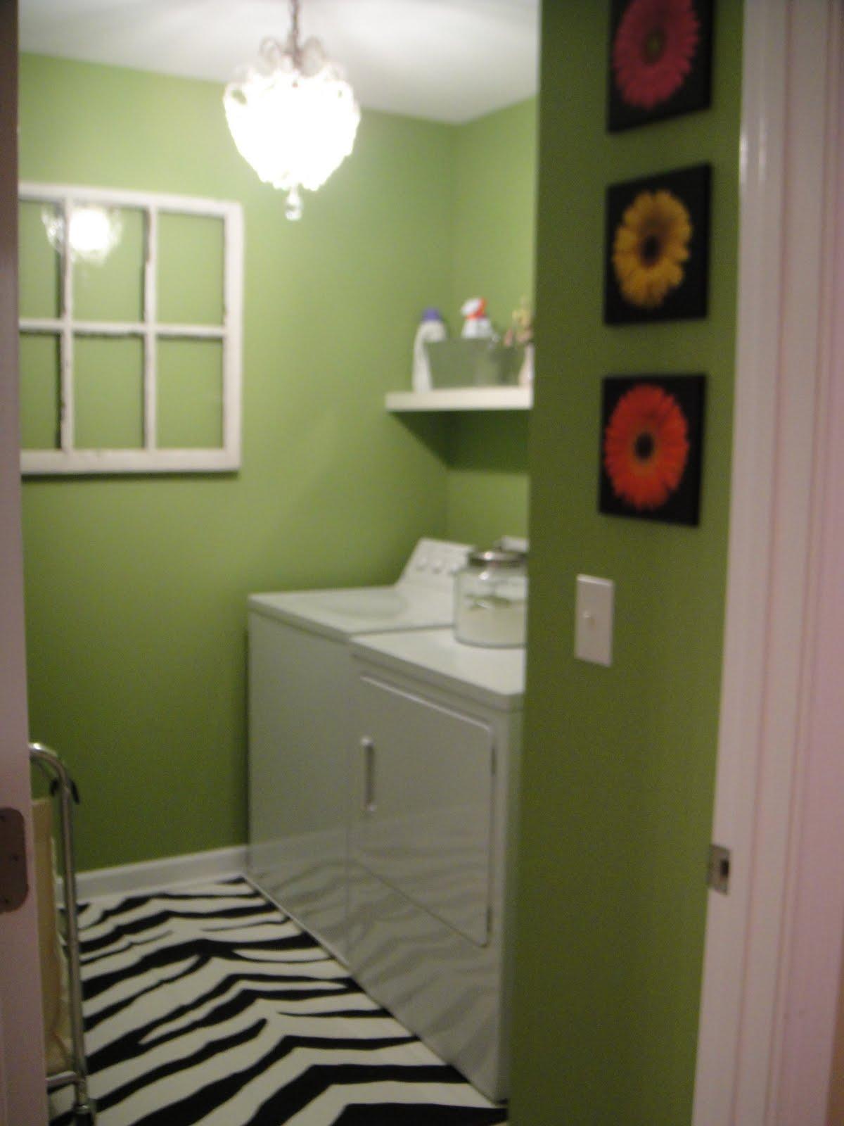 comfy cozy nest my laundry room
