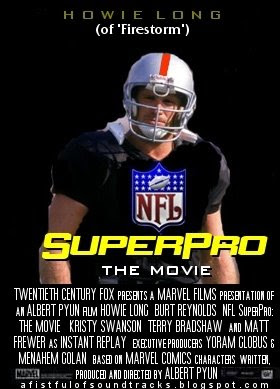 Howie Long in 'NFL SuperPro: The Movie'