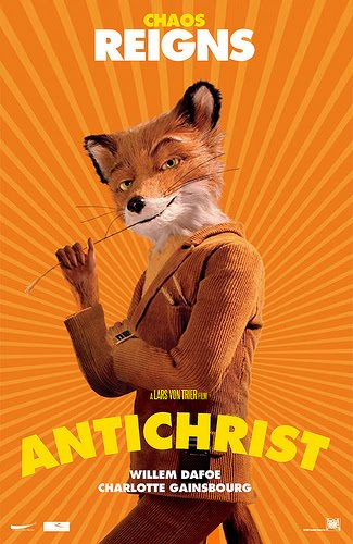 Antichrist vs. Fantastic Mr. Fox