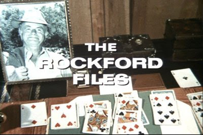 'This is Jim Rockford. At the tone, leave your name and message. I'll get back to you...'