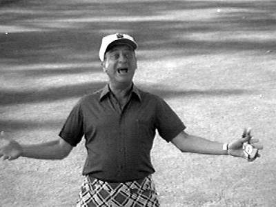 Caddyshack--if James Wong Howe were the cinematographer