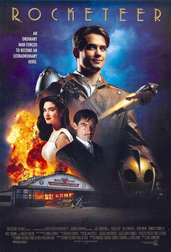 Twelve-year-old Billy Campbell, from The Rocketeer's international poster.