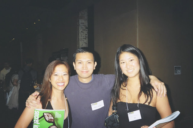 Kate Agathon, Jimmy J. Aquino and Lisa Hanasono. Photo courtesy of JJA.