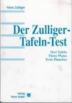 Test de Zulliger - Der Zulliger Tafeln - Test