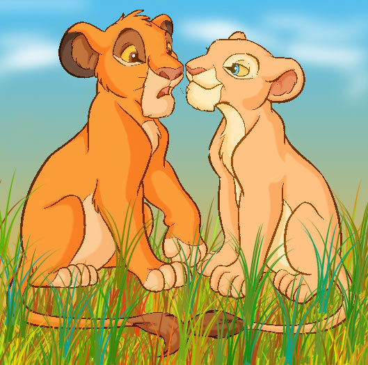 The Lion King Cartoon Disney