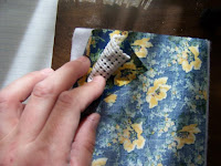 Tactile Pleasures In Fabric Traveling Thread