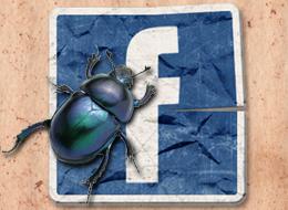 Cuidado con las invitaciones de cambio de diseño en facebook, puede ser un virus