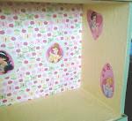 décoration chambre fillette