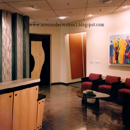 Small Office Interior Design on Interior Decoration Of 2011  Interior Design For Small Office