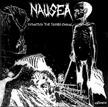 Nausea - Extinction The Second Coming (1993)