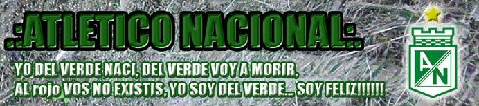 .:ATLETICO NACIONAL:.