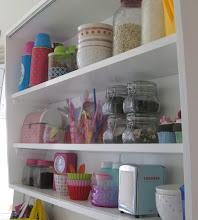 Mit nye køkkenskab....