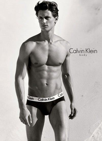 Underwear on All These Men In Pursuit Of The Calvin Klein Underwear